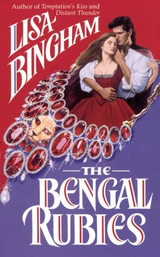 book cover of The Bengal Rubies