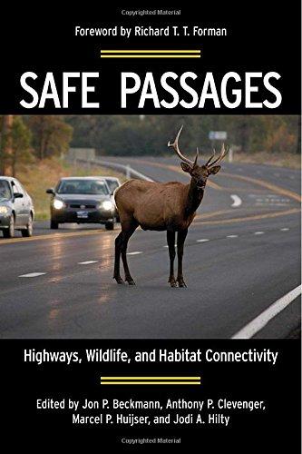 Safe Passages: Highways, Wildlife, and Habitat Connectivity