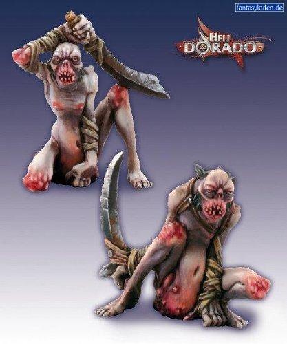 orden en línea Hell Dorado  Damned Ones of Sloth (2) by by by Cipher Studios  muchas sorpresas
