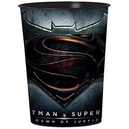 Batman v Superman: Dawn of Justice Reusable Keepsake Cups (2ct)