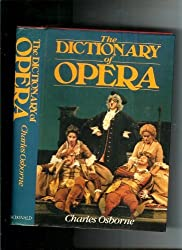 Dictionary of Opera, The