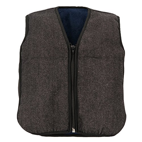 Weighted Vest for Kids - Children's Weighted Compression Vest with Removable Weights - (Small) by ZooVaa - 16-CCT-001SB by ZooVaa