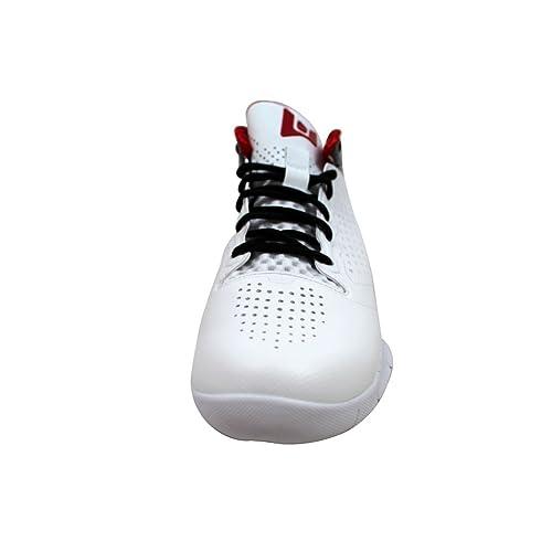 check out eedf8 52adb Amazon.com   Nike Grade-School Air Jordan Fly Wade 2 White Varsity Red-Black  487600-101 Shoe 5.5Y M US   Fashion Sneakers