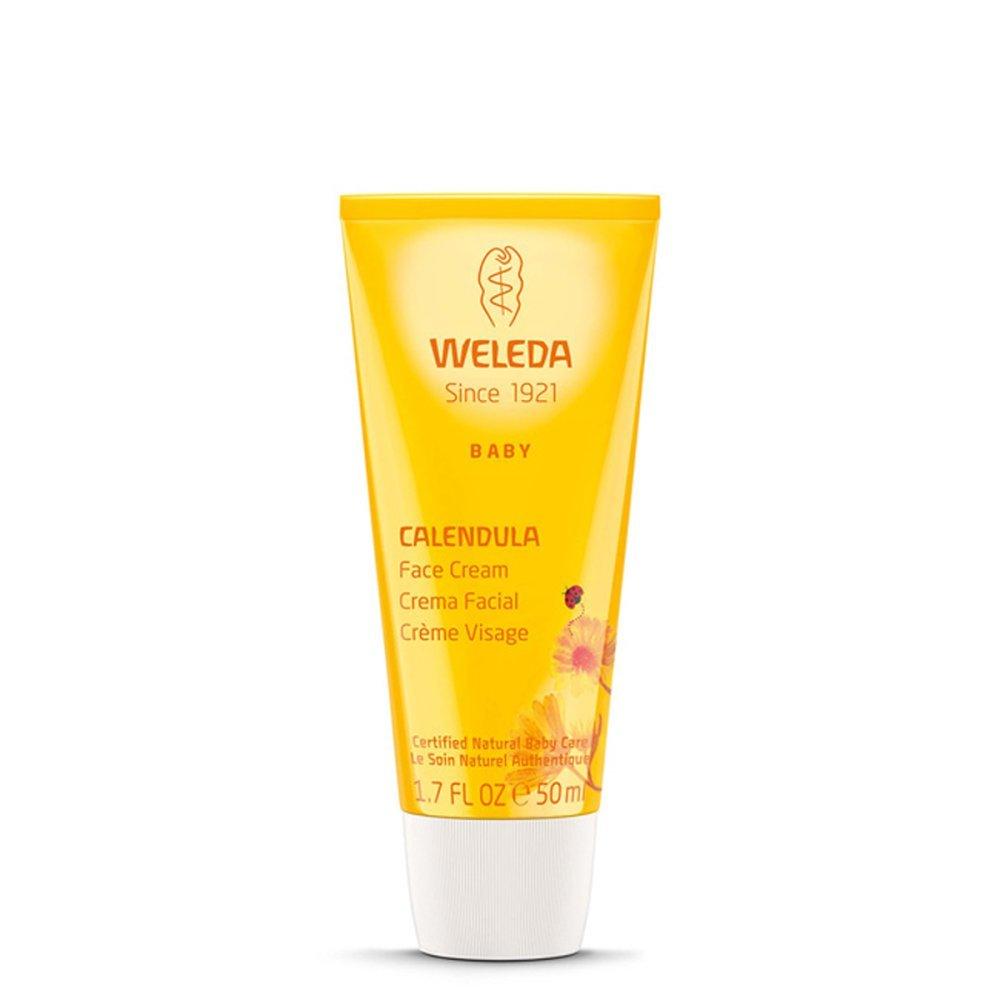 Weleda Baby Calendula Face Cream, 1.7-Ounce 8816