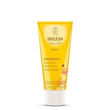 weleda calendula baby face cream reviews