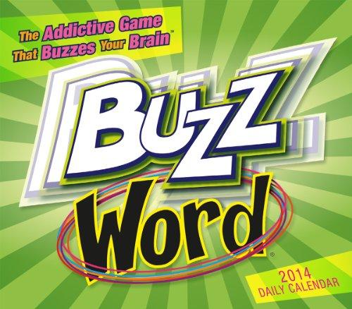 Buzzword® 2014 Boxed/Daily (calendar)