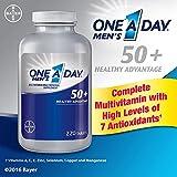 Cheap One A Day Men's 50 Plus Advantage Multi-Vitamins, 2 Pack – 440 Count Total