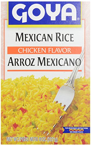 Goya Mexican Rice Mix, 8 oz (Goya Mexican Rice Chicken compare prices)
