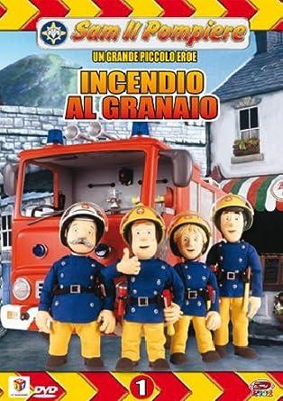Amazon Com Sam Il Pompiere 01 Incendio Al Granaio Movies Tv