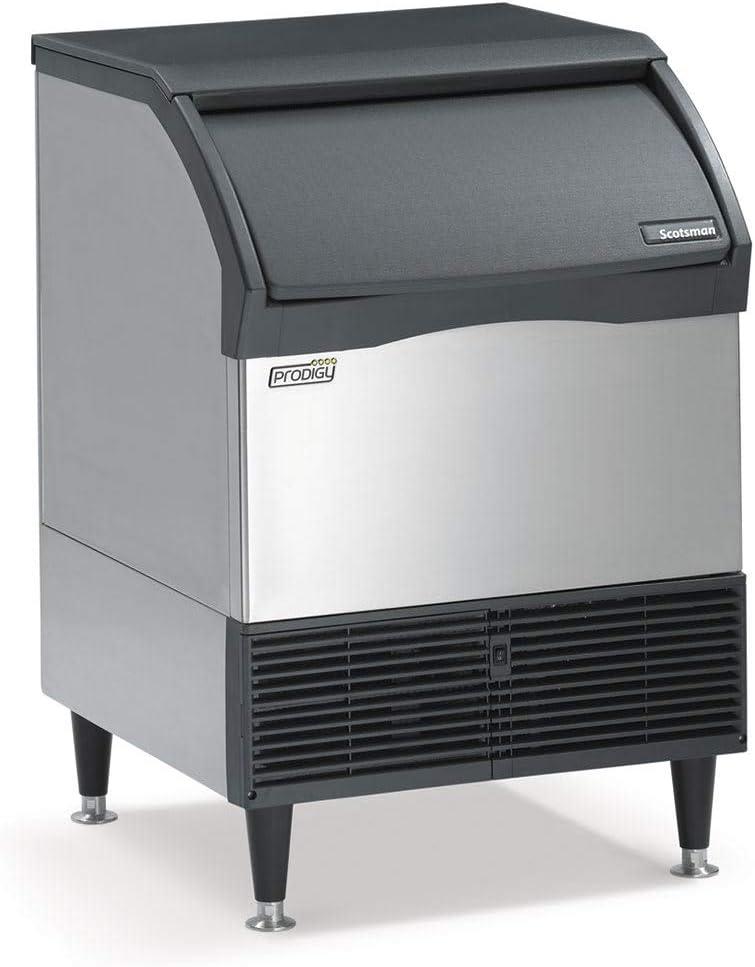 B00CQWA4ZQ Scotsman CU2026MA-1 Undercounter Full Cube Prodigy Ice Maker - 200 lbs/day, Air Cooled, 115v 51zHYJMOlUL.SL1000_