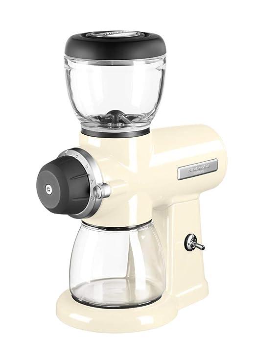 Kitchenaid 5KCG100EAC Artisan - Molinillo de café, color ...