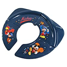 Disney Mickey Mouse All Star Travel/Folding Potty, Blue