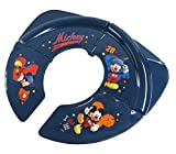 "Baby : Disney Mickey Mouse ""All Star"" Travel/Folding Potty, Blue"