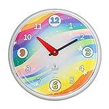 Chicago Lighthouse Stars-12.75'' Children's Wall Clock