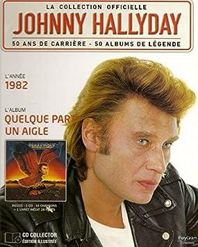Hallyday Jhonny Officiel By Quelque Un Collection Aigle Johnny Part wvq7BxH