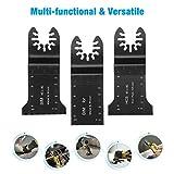 Powerextra 20 Metal Wood Oscillating Multitool