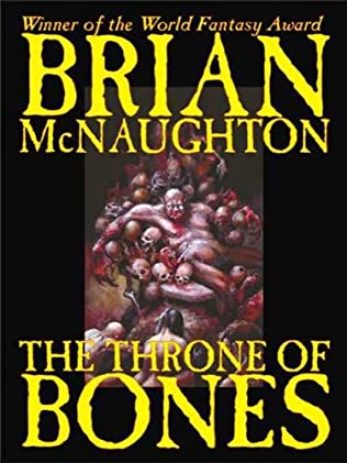 book cover of The Throne of Bones