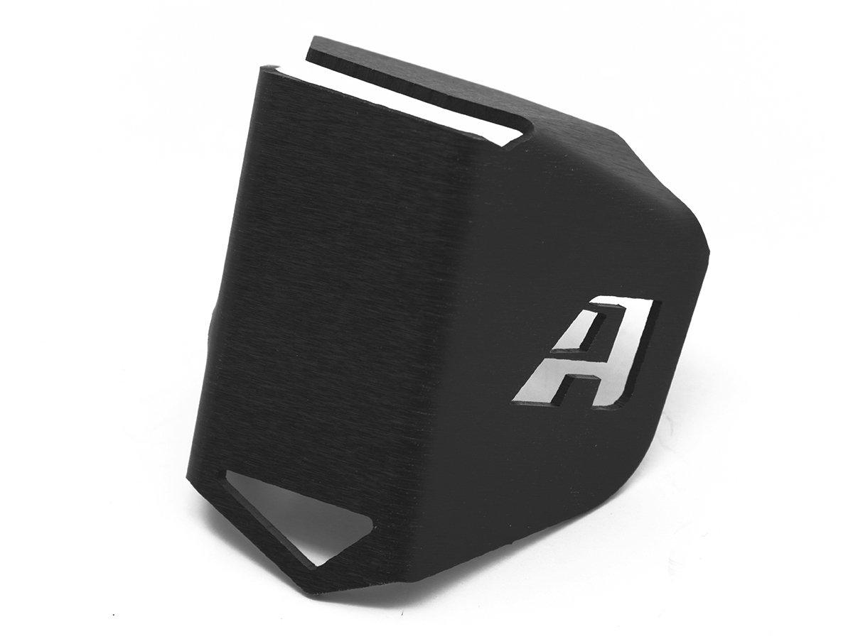 AltRider DS15-2-1111 Rear Brake Reservoir Guard for the Ducati Scrambler - Black