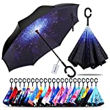 Best Brella Umbrellas - Owen Kyne Windproof Double Layer Folding Inverted Umbrella Review