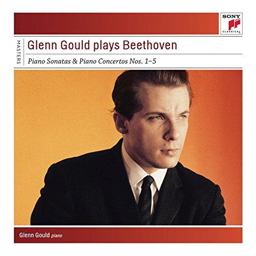 Glenn Gould Plays Beethoven: Piano Sonatas & Piano Concertos Nos. 1-5