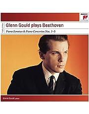 Glenn Gould plays Beethoven Sonatas & Concertos (6 CD)