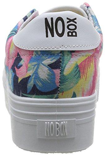 Baskets No amazonia Femme Box Alma Multicolore EwqapT