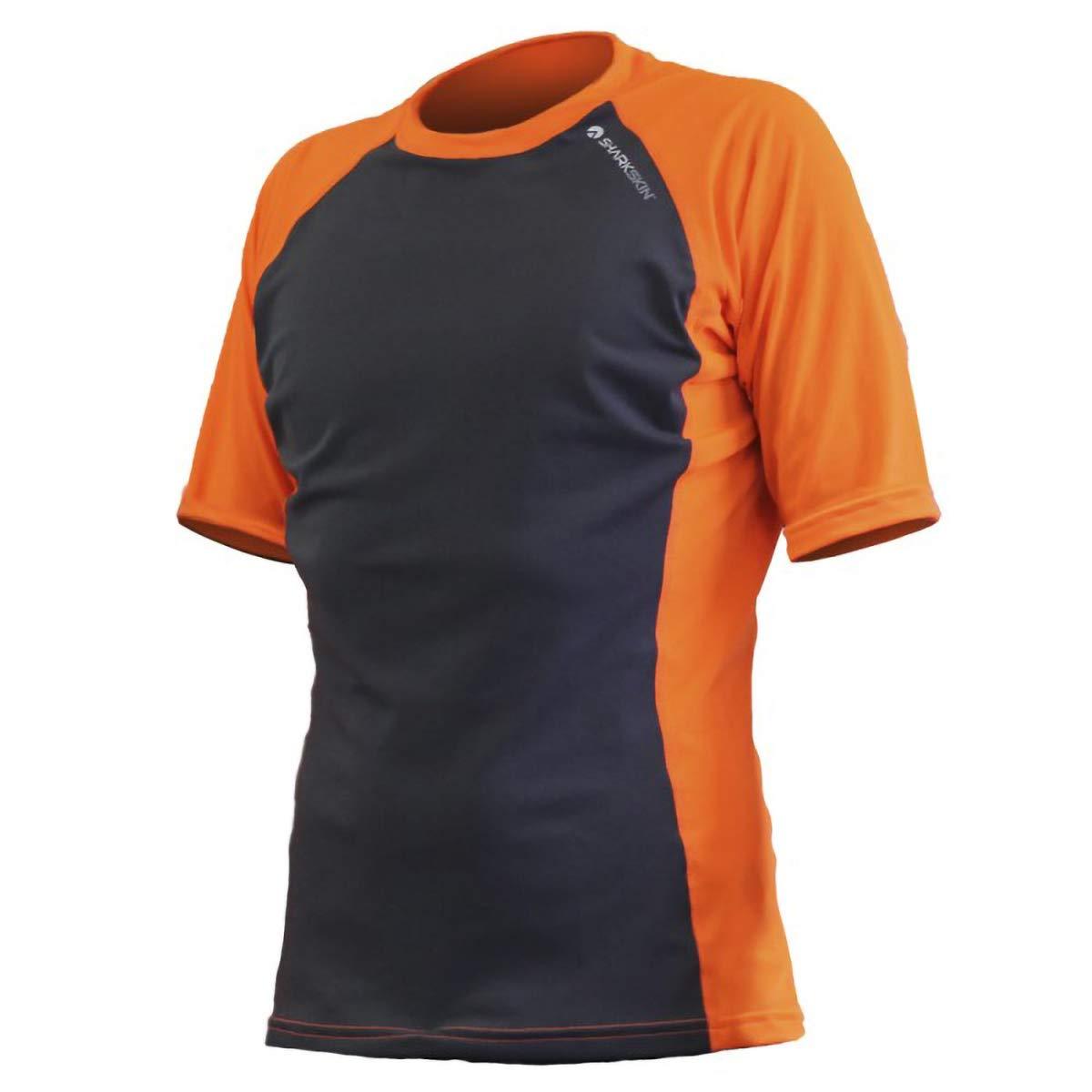 Sharkskin Rapid Dry Unisex Short Sleeve Shirt