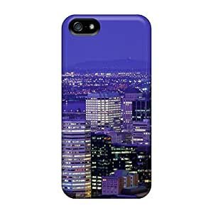Faddish Phone Montreal At Night Quebec Canada Cases For Iphone 5/5s / Perfect Cases Covers
