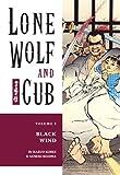 Lone Wolf And Cub Volume 5: Black Wind: Black Wind v. 5 (Lone Wolf and Cub (Dark Horse))