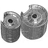 Range Drip Pans Amazon Com