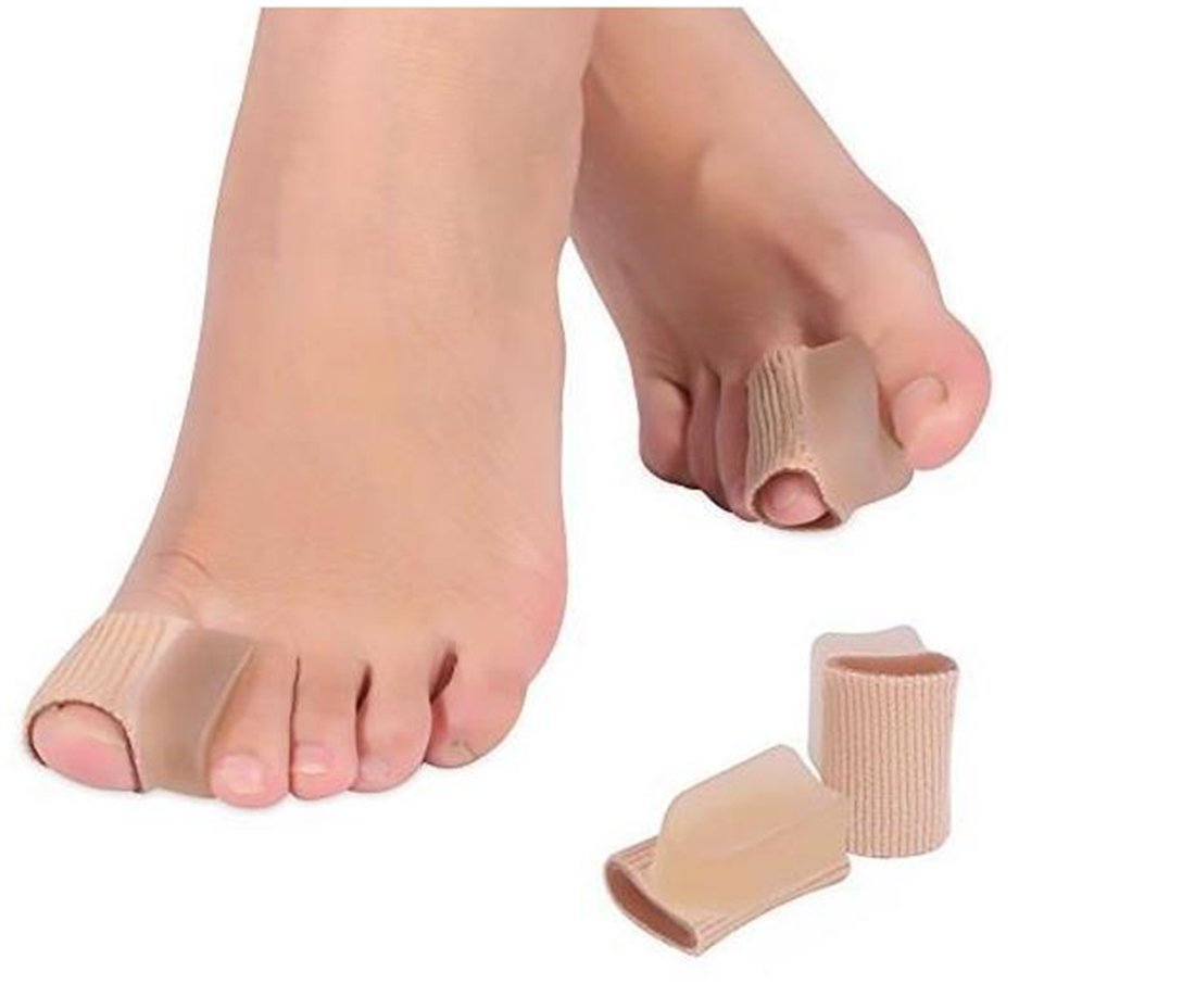 Tmrow 1pc Gel Toe Straightener Corrector for Overlapping Toe by Tmrow (Image #3)