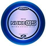 Discraft Nuke OS Elite Z Golf Disc, 170-172gm (Disc colors may vary)