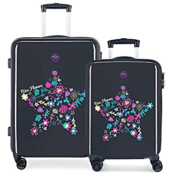 Image of MOVOM Women's Luggage Set, Multicoloured Luggage