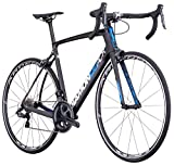 Diamondback Bicycles Podium Vitesse Di2 Carbon Road Bike, 60cm Frame, Raw Carbon