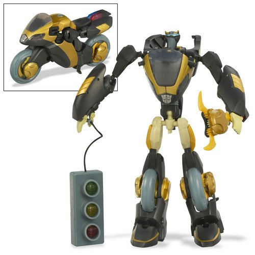 Transformers Animated Deluxe Action Figure - Autobot Prowl