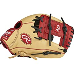 Take the field like the pros with the Rawlings Select Pro Lite Youth Baseball Glove. Styled after the glove used by Addison Russell, this lightweight, all-leather glove with pro-style features is designed for durability, reliable shape retent...