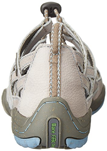 Jambu Womens Bangle Barefoot Fashion Sneaker Grijs
