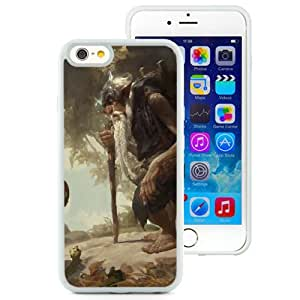 Beautiful And Unique Designed With Creature Goblins Elder Trees Fruit (2) For iPhone 6 4.7 Inch TPU Phone Case