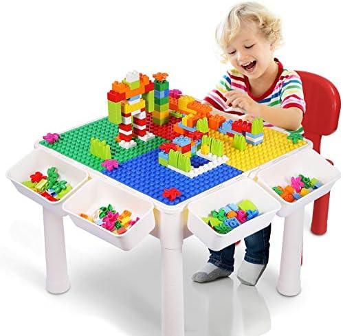 SNAEN Multi-purpose Activity Table Set