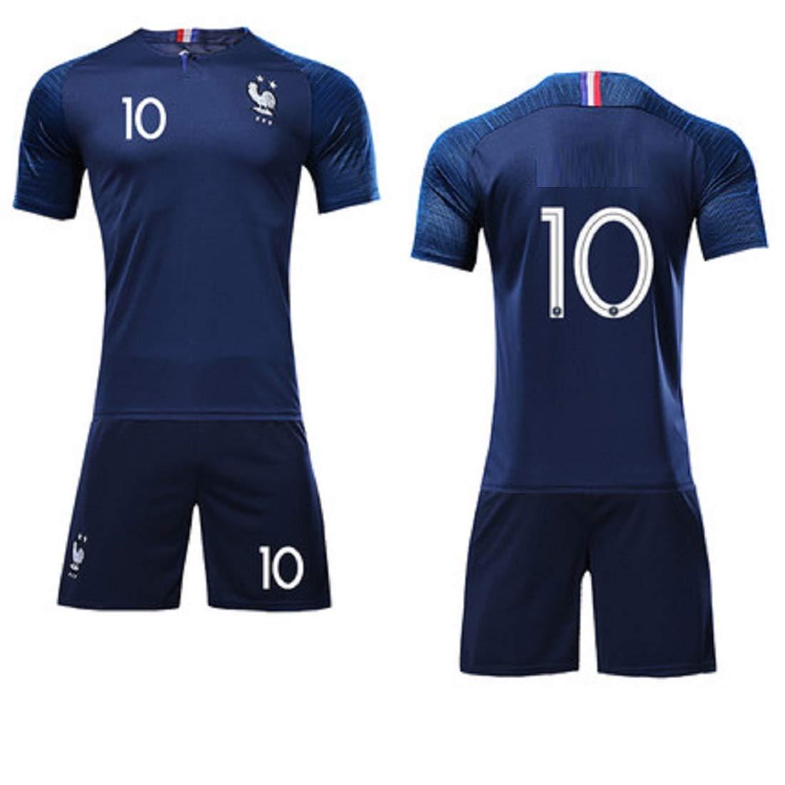 2bd132685 Amazon.com   ZLJTYN 2 Stars French Football Suits Portugal