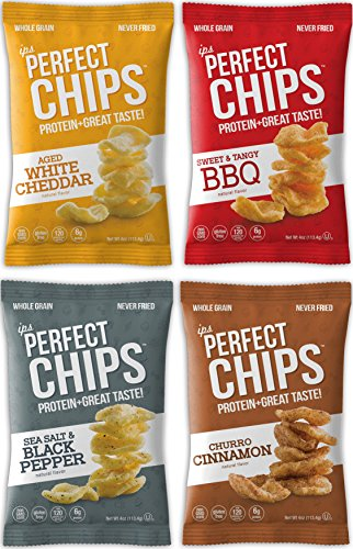 (IPS Protein Chips | Variety Pack | 1 Ounce (Pack of)
