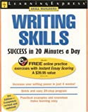Writing Skills Success in 20 Minutes a Day, LearningExpress Editors, 1576854957