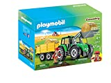 PLAYMOBIL® Tractor with Trailer