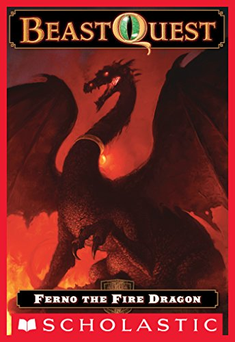 Beast Quest Ferno Fire Dragon ebook product image