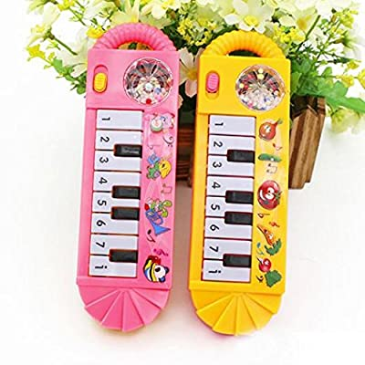 Kekailu Piano Toy,Child Kids Infant Musical Piano Toy Educational Developmental Learning Toy Gift: Home & Kitchen