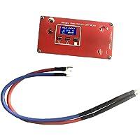 Mini Spot Welder DIY Welding Machine ABS Red Portable 18650 Battery Various DIY Welding Power Supplies