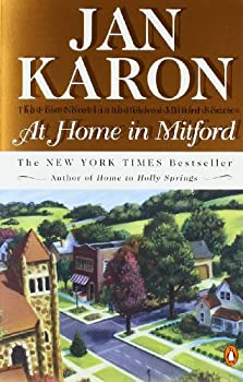 At Home in Mitford 0143035037 Book Cover