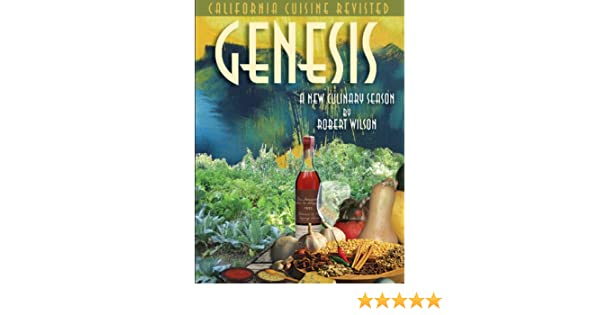 GENESIS: A New Culinary Season