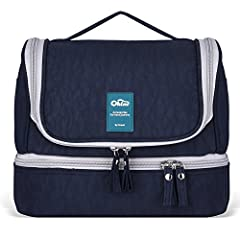 Make getting away for the weekend a bit easier with a travel cosmetics bag designed to fit your carryon and your busy life. Whether you're traveling for a short business trip or backpacking over the summer, chances are you're going to need to...