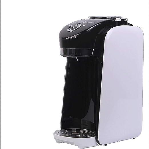 P.CHUXIN Cafetera Totalmente Automática, con Cápsulas De Calefacción American 40S Recién Molidas, Tipo Polvo De Goteo, De Uso Doble, con Polvo De Soja, De Uso Doble, con Polvo De Soja.: Amazon.es: Hogar